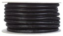 Adanac 50-100BL 0.5 in. x 100 ft. Flex Tubing  Black