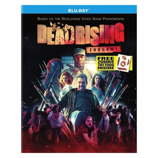Dead rising 2-end game (blu-ray/ws 2.40/dol dig 5.1)