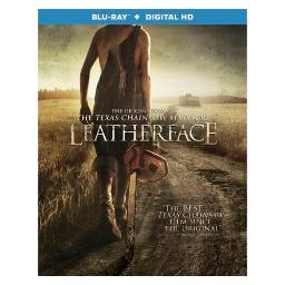 Leatherface (blu ray w/digital hd) (ws/eng/eng sub/span sub/eng sdh/5.1dts) BR53543