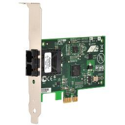 Allied Telesis Inc. At-2712Fx/Sc-901 100Mbps Pci Express Secure Fast Ethernet Fiber Adapter Card; Sc Connector; Inclu