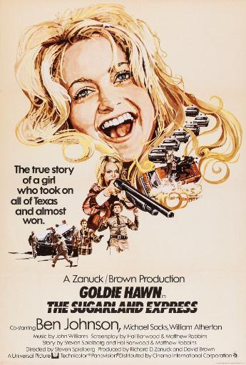 The Sugarland Express Us Poster Art Goldie Hawn 1974 Movie Poster Masterprint SQIOTFZCLYRQYQJP
