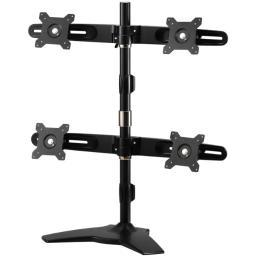 Amer networks amr4s quad mount supports 4 x 24