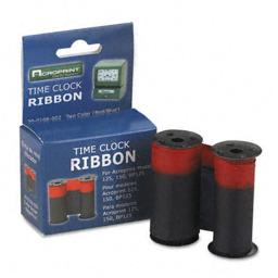 Acroprint Time Recorder 200106002 Ribbon for Model 125 And Model 150 Heavy-Duty Time Clocks  Blue/Red