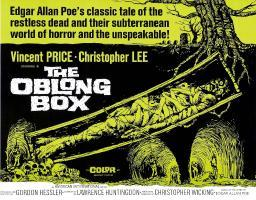 The Oblong Box 1969 Movie Poster Masterprint EVCMCDOBBOEC007HLARGE