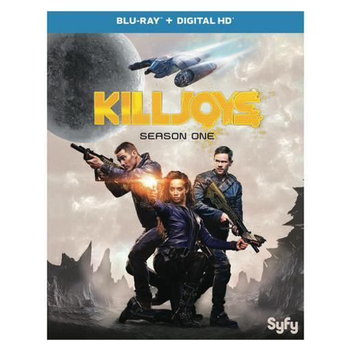 Killjoys-season one (blu ray w/digital hd) (2discs) H0K9UDLPYWY1S34Z