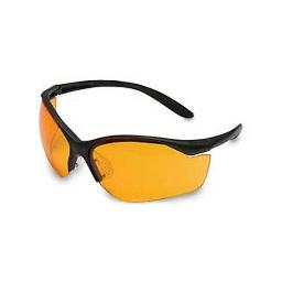Howard leight r-01537 h/l vapor ii blk fr/orange lens