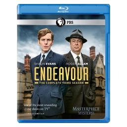 Masterpiece mystery-endeavour series 3 (blu-ray/2 disc) BRMS64629