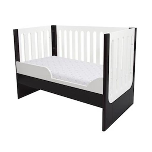 Arms Reach Concepts 8402 Aurora Contempo Toddler-Daybed Rails