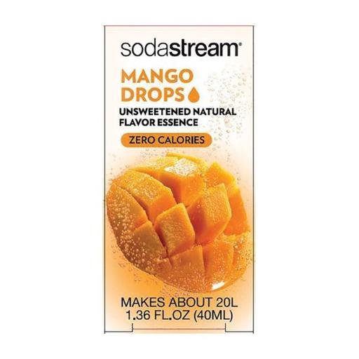 Soda Stream 6502926 1.36 oz Sodastream Mango Sparkling Water Mix, Assorted LLRP7XJOIG0QDF81