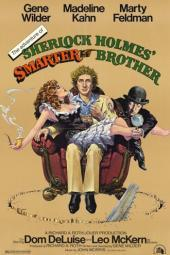 Adventures of Sherlock Holmes' Smarter Brother Movie Poster (11 x 17) MOV208966