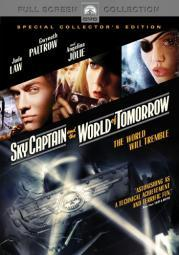 Sky captain & the world of tomorrow (dvd) (ff)                nla D051374D