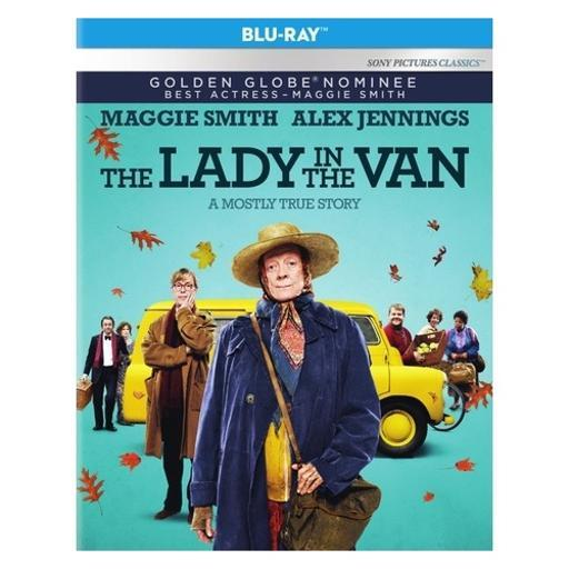 Lady in the van (blu-ray) ESBPK5LTVPZGE5JX
