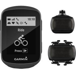 Garmin EDGE130BUND Edge 130 GPS Bike Computer Bundle