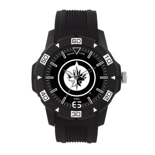 Gametime NHL-AUT-WIN Winnipeg Jets Automatic Series Sports Watch