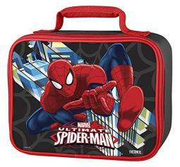 Thermos Marvel Ultimate Spider-Man Web Warriors Soft Lunch Kit