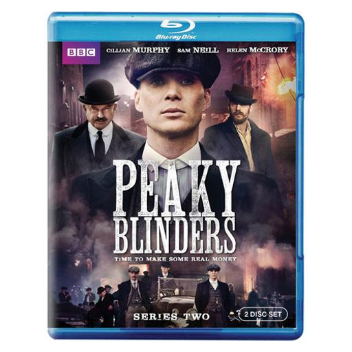 Peaky blinders-season 2 (blu-ray/2 disc) 1490461