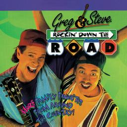 Greg  steve productions greg steve productions rockin down the road cd greg  015cd