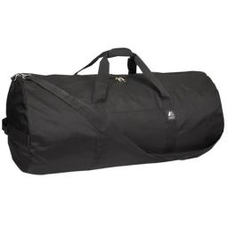 Everest 36P-BK 36 in. Basic Round Duffel Bag
