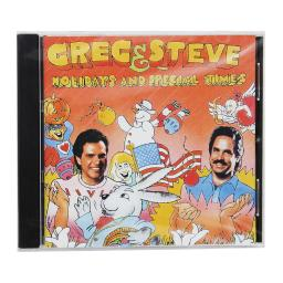 Greg  steve productions greg steve productions holidays  special times cd greg  009cd