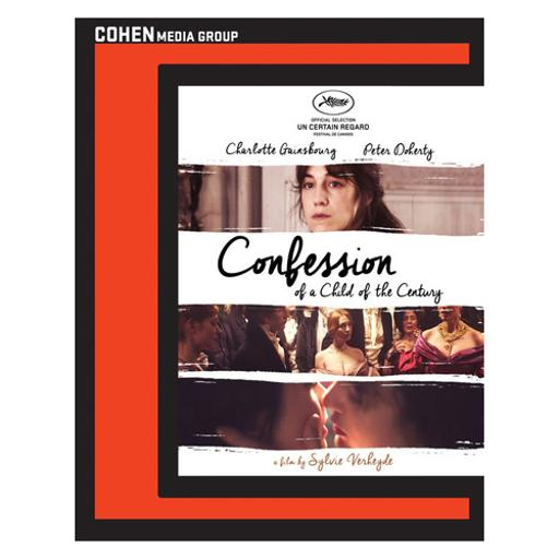 Confession of a child of the century (blu ray) NERKF70WEDETZYOV