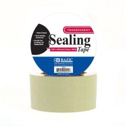 Bazic Clear Packing Tape