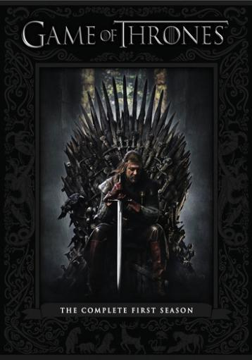 Game of thrones-complete 1st season (dvd/5 disc/viva pkg) 6O8QQ35CMR2I3JSW