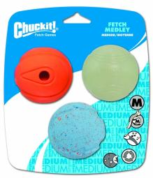 Chuckit! 20520 Specialty Dog Ball Assortment