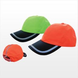 3asafety AC201 High Visibility Ball Caps, Lime - One Size