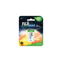 Fuji environmax 4600bp1 9-volt super alkaline battery  1-pack