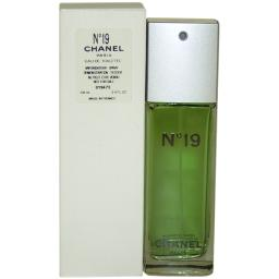 Chanel No.19 By Chanel For Women - 3.4 Oz Edt Spray (Tester)