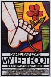 My Left Foot Movie Poster (11 x 17) MOV257763