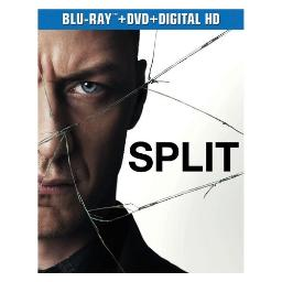 Split (blu ray/dvd w/digital hd) BR61182941