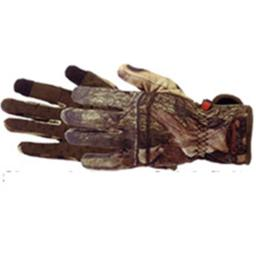 Manzella Productions W16333 Bow Ranger Womens Touch Tip Glove Realtree Xtra Camo Large thumbnail