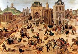 St. Bartholomew's Day Massacre, 1572 Poster Print by Science Source