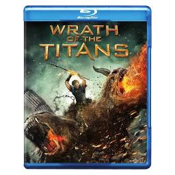 WRATH OF THE TITANS (2012/BLU-RAY/DVD/UVDC/2 DISC/WS-16X9) 883929240487