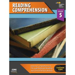 Houghton mifflin harcourt core skills reading comp gr 5 9780544267695