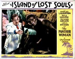 Island Of Lost Souls Movie Poster Masterprint EVCMCDISOFEC016
