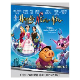 Happily never after (blu ray) (ws/eng/eng sub/span/span sub/5.1) BR21187