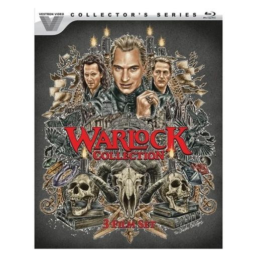 Warlock 1-3 collection (blu ray)(ws/eng/span sub/eng sdeh/2.0 dts-hd/2discs EI5VI9XV6JYPU1IE