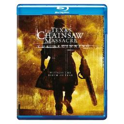 Texas chainsaw massacre-beginning (blu-ray/rated) BR408915