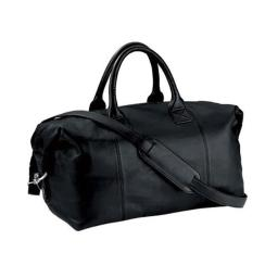Royce Leather 696-BLACK-3 Euro Traveler Petite - Black