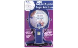 Dar1095 13 darice tool box lighted magnifier hands free
