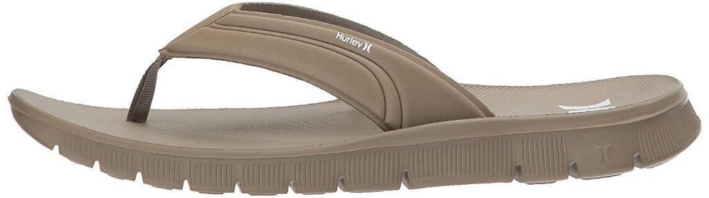 Hurley Men's Fusion 2.0 Thong Flip-Flop