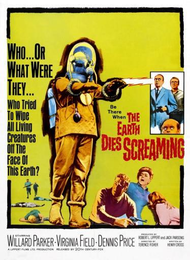 The Earth Dies Screaming 1964. Tm And Copyright 20Th Century Fox Film Corp. All Rights Reserved FYJCZNQZ016L8WYS