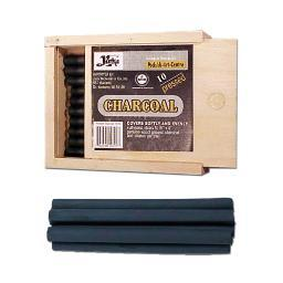 Jack richeson 19102 compressed charcoal in wood box