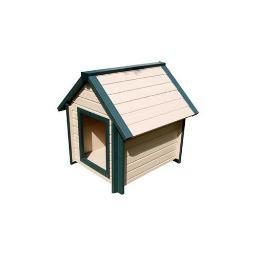 New Age Pet Ecoh103L-Gn Large Bunkhouse Dog House