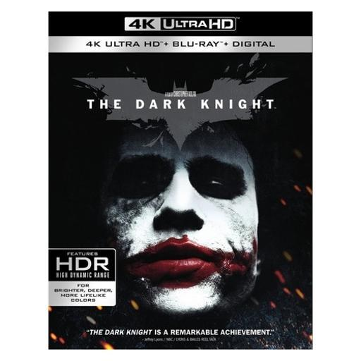 Batman-dark knight (blu-ray/4k-uhd/digital hd)
