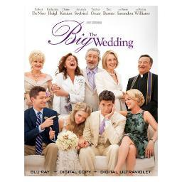 Big wedding (blu ray) BR43628