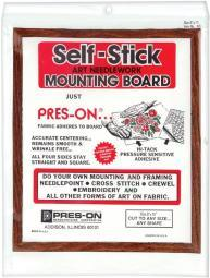 """Pres-On Mounting Board 8""""X10"""""""