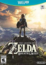 Legend of zelda: breath of the wild WUP P ALZE